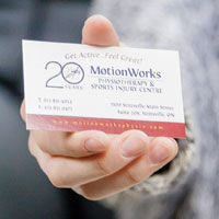 Motion Works Physiotherapy & Sports Injury